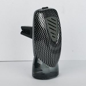 Wholesale air vent perfume with replacement wicks for car and home in carbon fiber color
